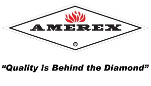 Amerex Diamond logo with Quality is Behind the Diamond Logo-Tag