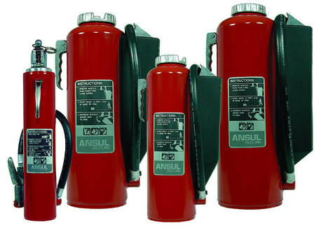 Cartridge Operated Extinguishers Reliable Fire
