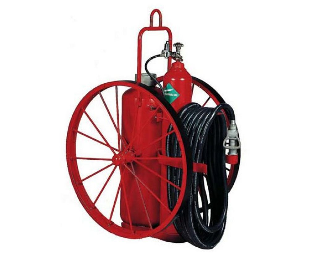 Wheeled Unit Extinguishers Reliable Fire Equipment Company