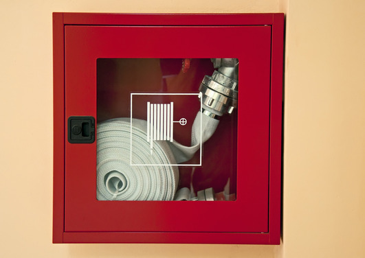 Reliable Fire Equipment has a variety of fire hose available